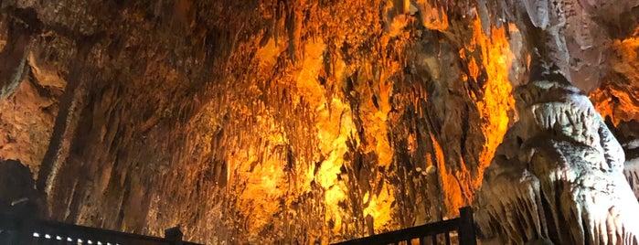 Damlataş Mağarası is one of Antalya genel gezilir.