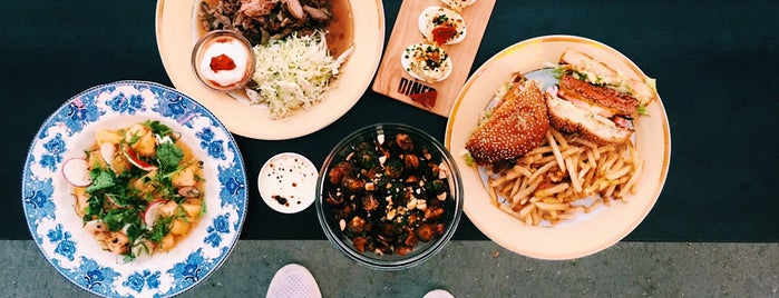 Ingo's Tasty Diner is one of The New Yorker's Guide to a Weekend in Los Angeles.