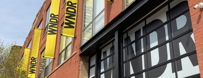 wndr museum is one of Chicago.