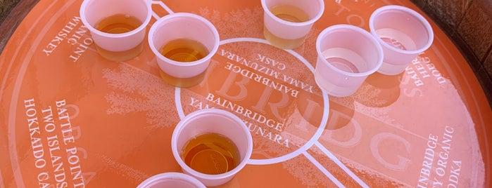 Bainbridge Organic Distillers is one of Bainbridge Island Day Trip.