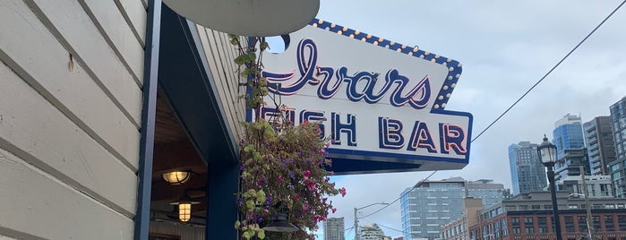 Ivar's Fish Bar is one of Seattle.