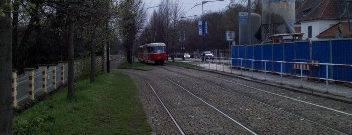 Pražský hrad (tram) is one of Navštiv 200 nejlepších míst v Praze.