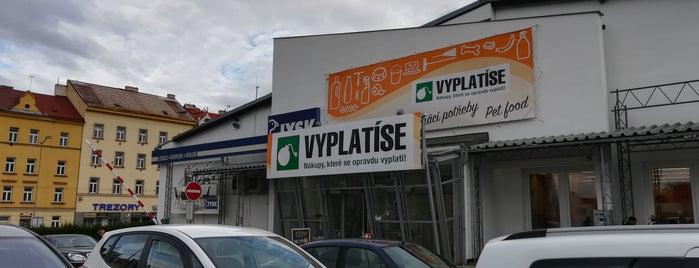 Vyplatise.cz is one of Orte, die Lucie gefallen.