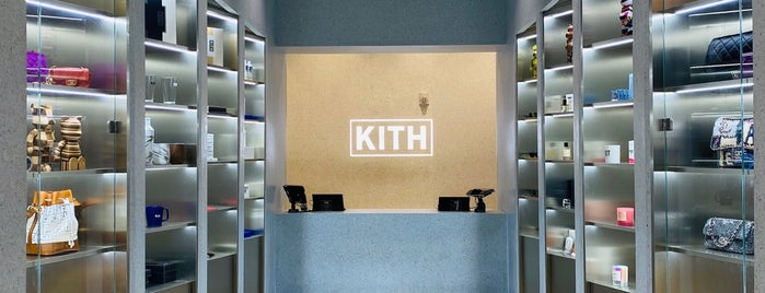 KITH MIA is one of Miami.