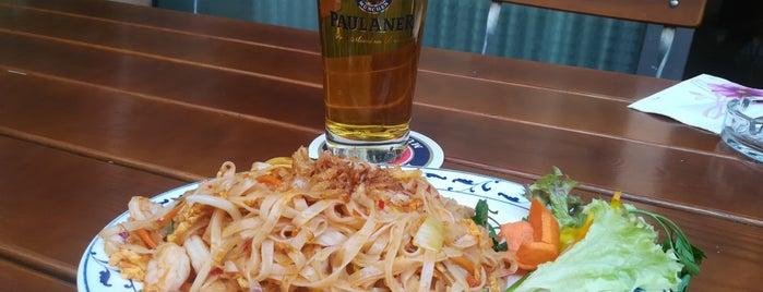 Vietnam-Thai-China Garden Restaurant is one of Munich.