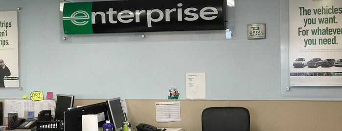 Enterprise Car Rental is one of Joe 님이 좋아한 장소.