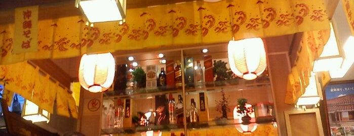 Okinawa Restaurante is one of Lieux qui ont plu à Marcelo.