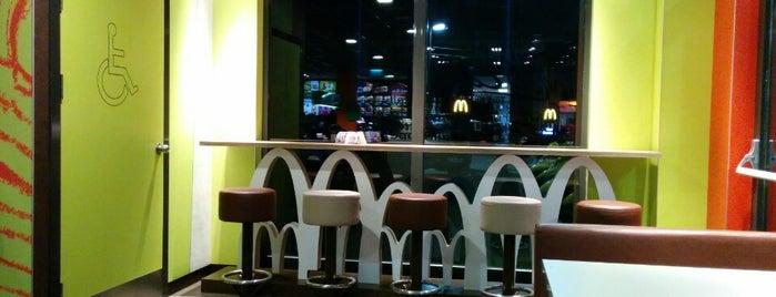 McDonald's is one of Tempat yang Disukai Oğuz.