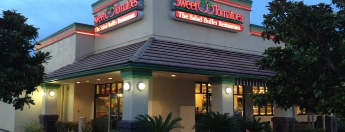 Sweet Tomatoes is one of Orlando shopping.