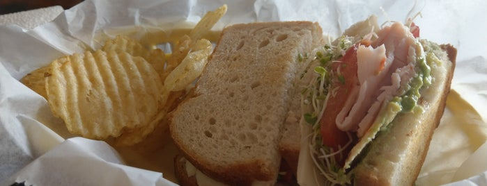 Jonathan's Sandwich House is one of East Bay faves.