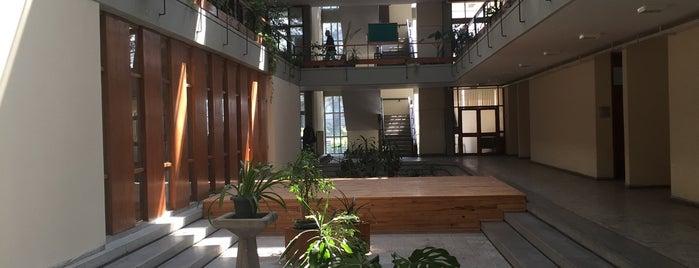 Uygulamalı Matematik Enstitüsü (IAM) is one of Best Of Middle East Technical University.