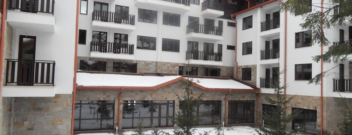 Borovets Gardens Hotel is one of Borovets.
