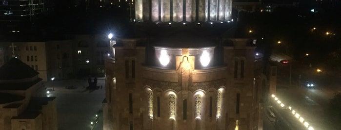 Армянский музей Москвы и культуры наций is one of สถานที่ที่ Григорий ถูกใจ.