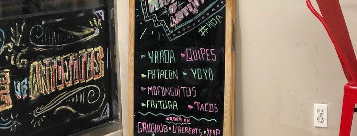 House of Antojitos is one of Local.