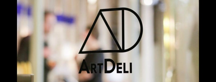 ArtDeli is one of Lieux qui ont plu à Ismay.