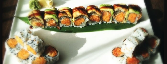Yummy Sushi is one of New Jersey Eats.