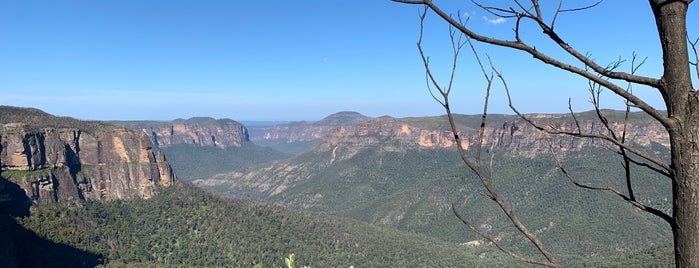 Govetts Leap Lookout is one of Australia - Sydney.
