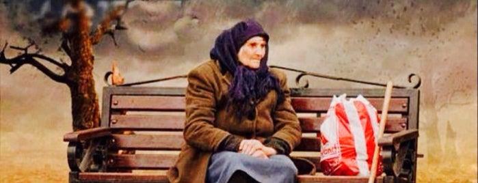 Uncalı Park Yürüyüş Yolu is one of Hhfさんのお気に入りスポット.