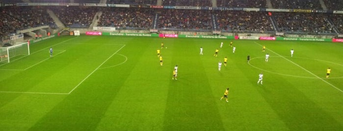 Stade Bonal is one of Stadi e Sport Centers.
