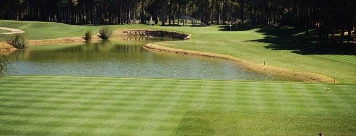 PGA-the Pasha Golf Course is one of Locais salvos de nicola.