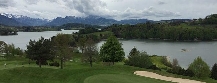 Golf Gruyère is one of Locais curtidos por Eva.