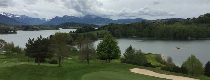 Golf Gruyère is one of Eva : понравившиеся места.