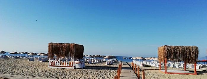 Maça Kızı Plaj is one of Orte, die Çiğdem gefallen.