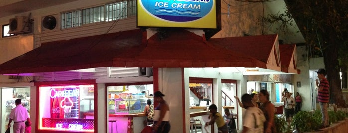 Caribbean Ice Cream is one of Colombia.
