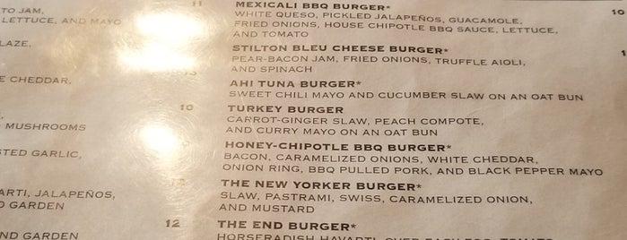BRU Burger Bar is one of Burgers 🍔.