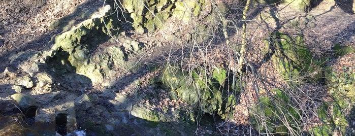 Paprikás patak - Vízesés is one of Budai hegység/Pilis.