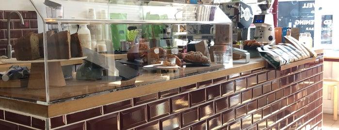 Devotion Coffee is one of À faire à Londres.