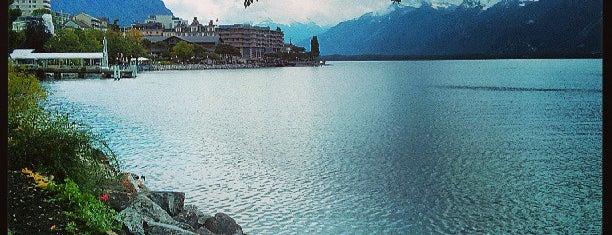 Promenade de Montreux is one of Suiça - onde ir.