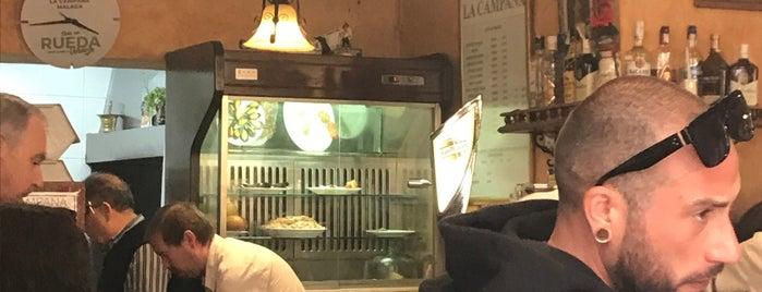 La Campana is one of Comer/Cenar.