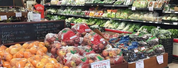 P.A.T. Supermarket 한국식품 is one of Cathy : понравившиеся места.