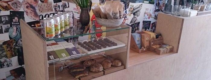 Min Nye Kaffebar is one of Cafe's to do.