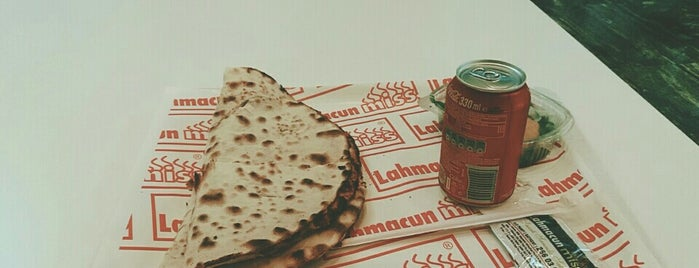 Miss Lahmacun is one of Posti salvati di 🆉🅴🆈🅽🅴🅻.