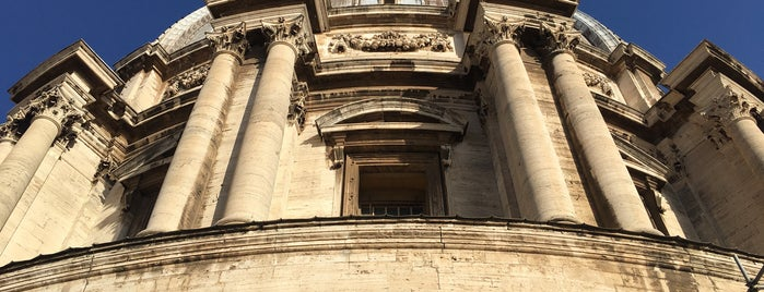 Aziz Petrus Bazilikası is one of Uğur'un Beğendiği Mekanlar.