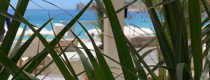 SUR Beach House is one of Los cabos.
