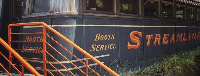 Streamliner Diner is one of Savannah!.