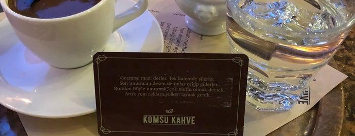 Komşu Kahve is one of Izmir.