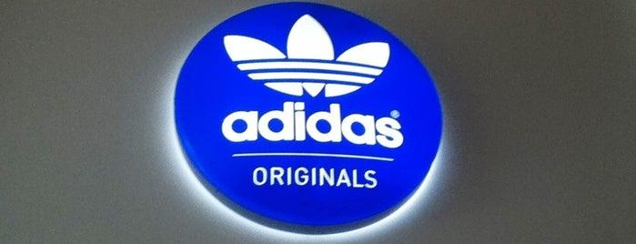 adidas is one of Orlando.
