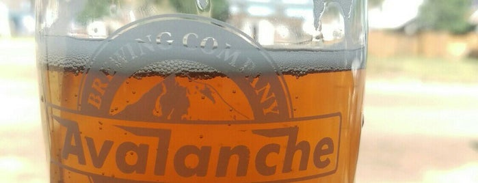 Avalanche Brewing Company is one of CO: Durango/Silverton.