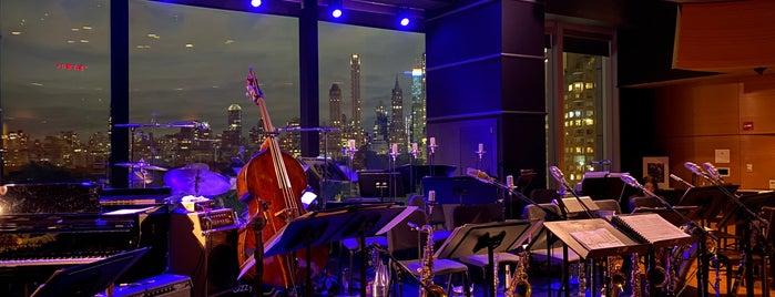 Dizzy's Jazz Club is one of New York.