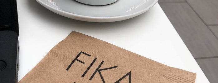 FIKA 10th Ave is one of Coffee.