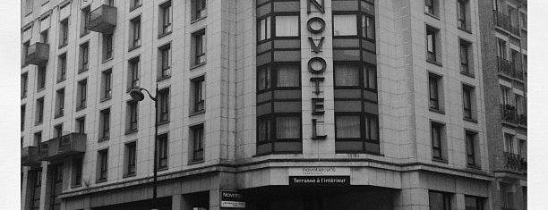 Novotel Paris Vaugirard Montparnasse is one of hotel.