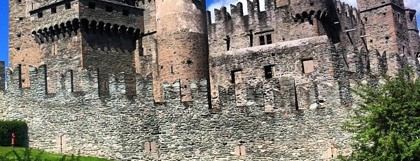 Castello di Fénis is one of AOSTA.