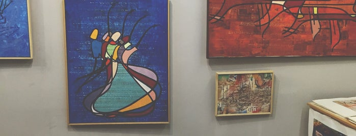 No Name Art Gallery is one of إسطنبول..