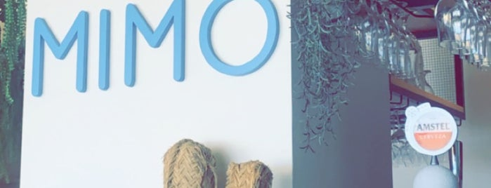 Mimo by the Sea is one of we 💙 Marbella.