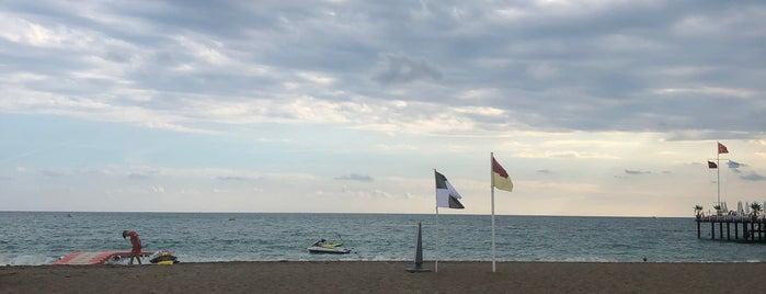 Delphin Imperial Beach is one of Antalya-Lara.