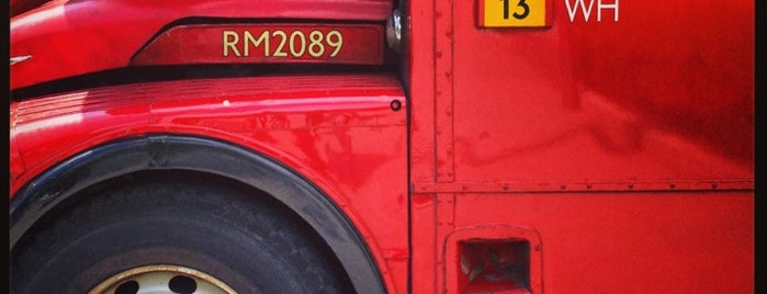 TfL Bus 15 is one of Tired of London, Tired of Life (Jul-Dec).